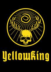 true detective carcosa yellow king jagermeister parody funny series tv tvshow skull