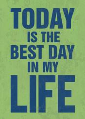 quote vintage eden best day
