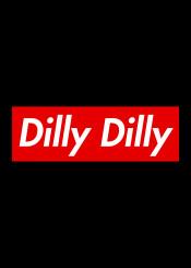 dilly dilly funny meme football parody supreme