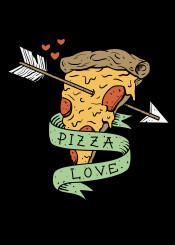 love pizza pizzalove food original