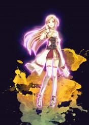 asuna sword online sao renegade