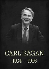 carl sagan seti cosmos aliens alien scientist science actor famous person photograph photo portrait