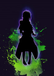 sword online sao guess who black