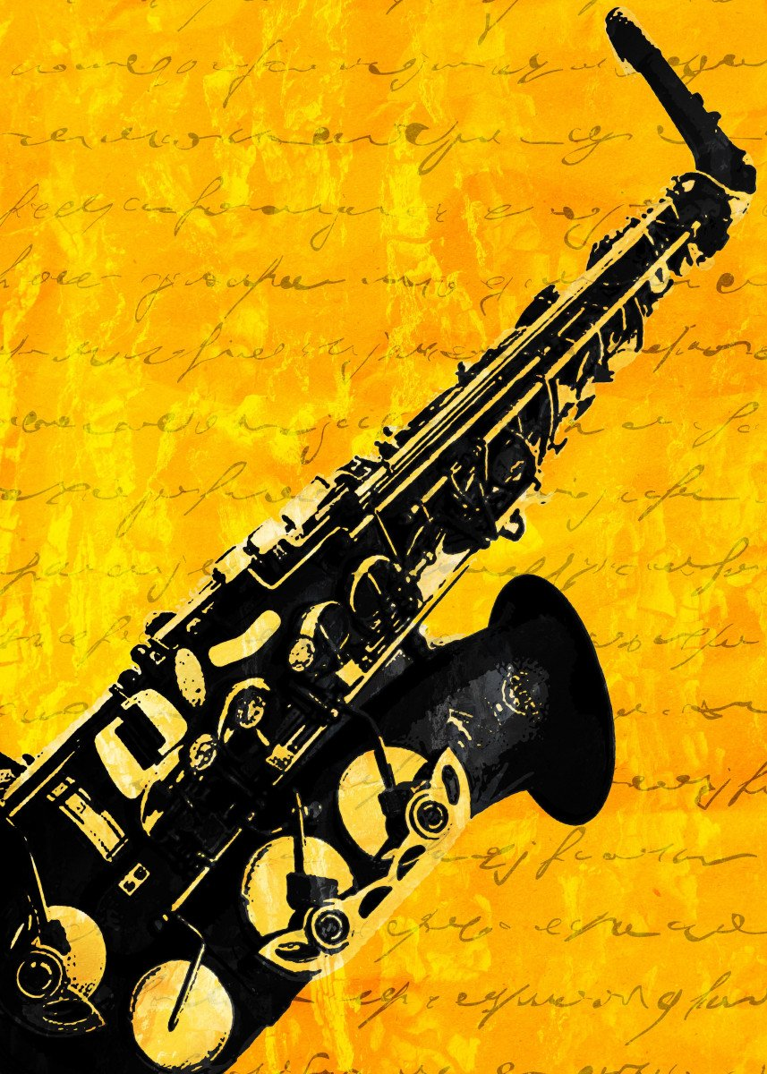 Image of Yamaha Custom Alto Sax