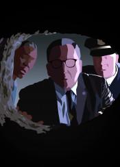 shawshank redemption prison morgan freeman andy dufresne ellis boyd redding warden norton heywood captain hadley