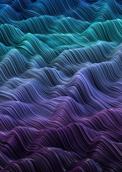 Josh Lapham 3D Art   Displate Prints on Steel