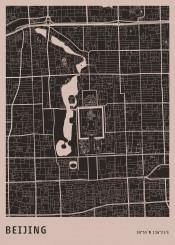 city map beijing china citymap
