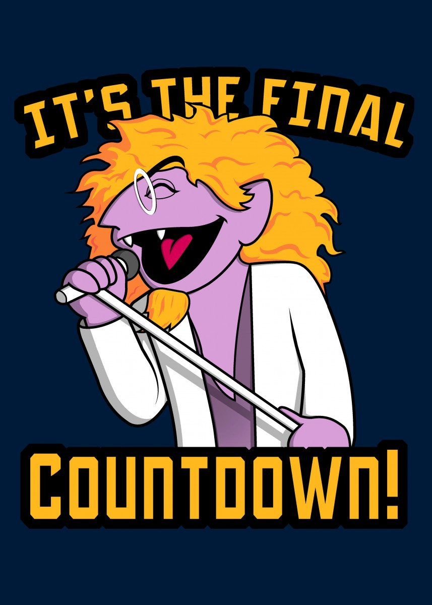 The Final Countdown! 535591