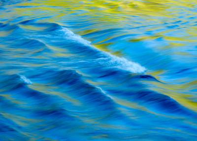 Byron Jorjorian Fluid Abstraction   Displate Prints on Steel