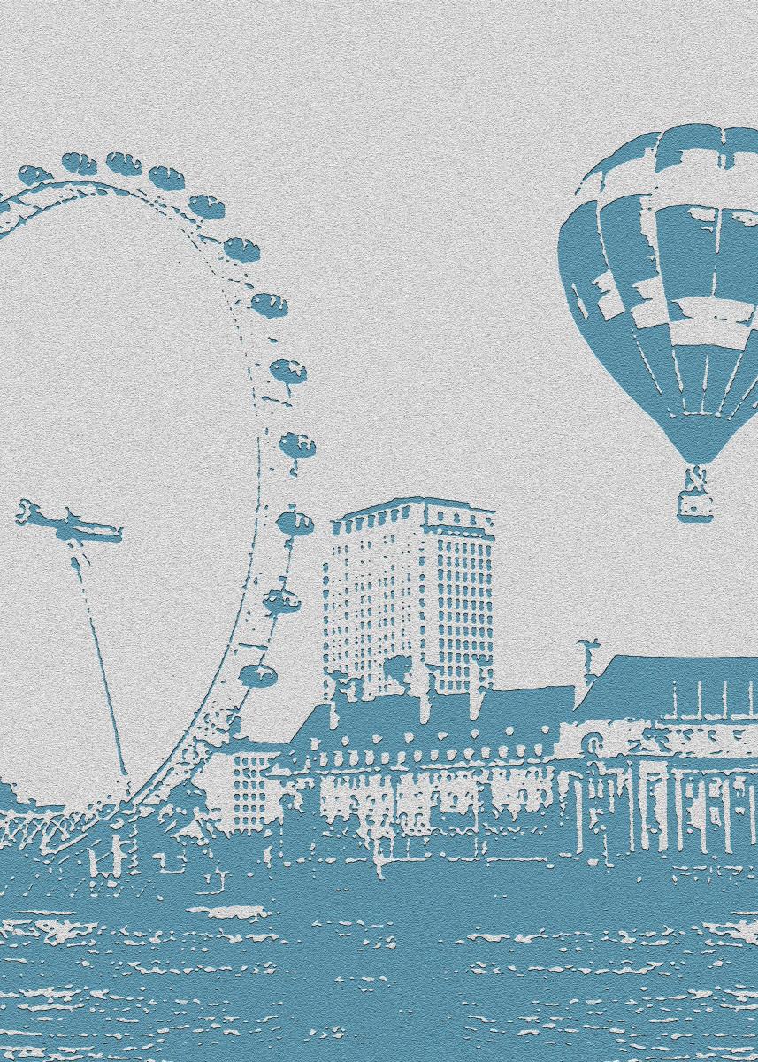 Blue London 539223