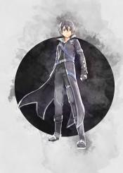 kirito sao swordart sword online