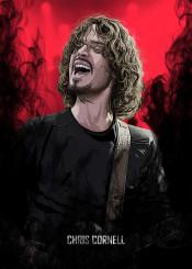 chris cornell rock legends music singer singers guitar legend chester benington rip red