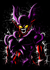 janemba fusion dragon ball anime manga power demon enemy bad