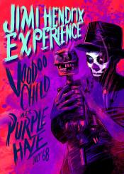 hendrix jimihendrix rock legend rockandroll guitar 60s music awesome purple purplehaze voodoo