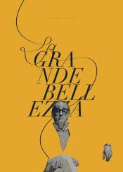 greate beauty bellazza film movie face cinema italian color illustration typography sorrentino