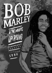 Bobmarley Marley Reagge Rock Root Music Legend Jamaica Kingston Groove