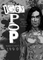 iggypop rock musick punk punkrock legend thestooges