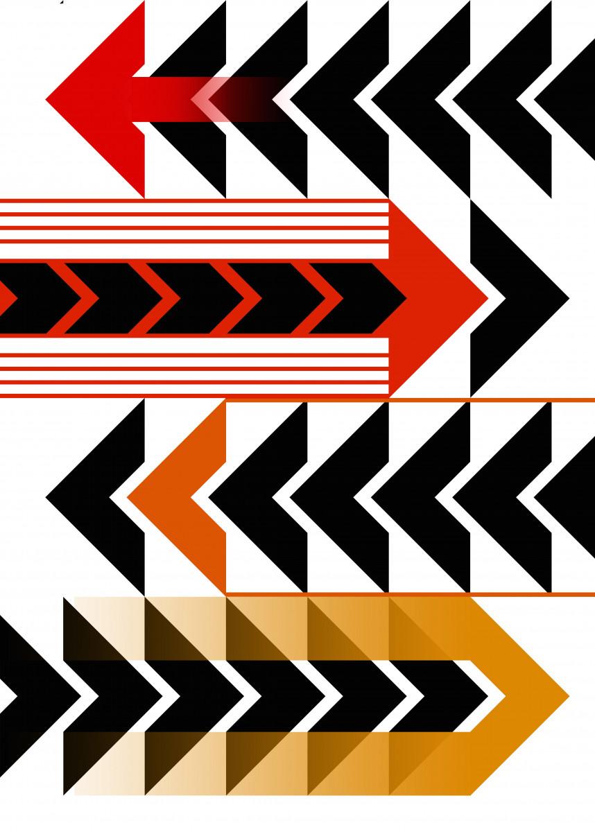 Graphic art arrows 562673