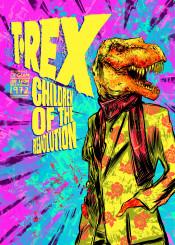 trex tyranosaurus glamrock rock rockandroll marcbolan 70s music legend glam
