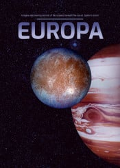 europa jupiter moon solarsystem space cosmos heliocentric awesome milkyway galaxy