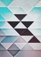 blue grey diamond triangle grid abstract geometric geometry pattern black texture