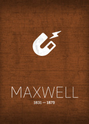maxwell electromagnetic radiation science invent invention inventor series physics minimalist