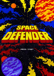space games 80s