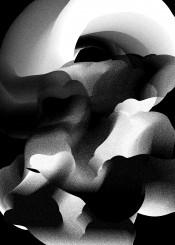 abstract gradient noise ello