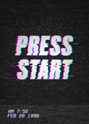 vhs vcr retro vintage cassette 90 80 pressstart gaming games videogames tv