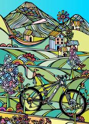 bike cycle btt mtb baaw ride cyclist nature bicycle crankworx enduro