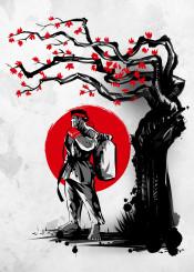 street fighter ryu akuma byson bison japan anime manga gaming sun sumi