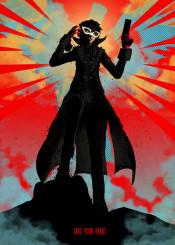 characters  game  gamer  gaming  phantom thieves  phantomthieves  akira  kurusu  persona  p5  joker