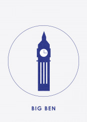 landmark silhouette collections london big ben beautiful places europe