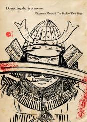 japan japanese samurai armor sword katana swordsman helmet