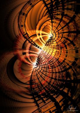 apophysis abstract artistic