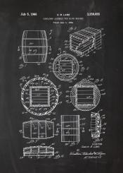 whiskey whisky alkohol spirit bar bars johnny walker jack daniels vodka drink drinks patent drawing blackboard blueprint