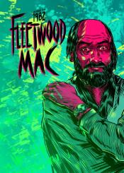 fleetwoodmac music band rock 80s sound rockandroll folk blues mickfleetwood stevienicks rumors mirage tour