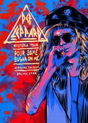 rock rockandroll band 80s legend sound music hysteria defleppard