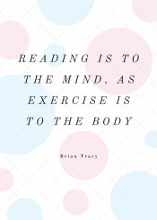 quote18 text font ink inking cirlce reading mins as exercise body inspire inspiration brian tracey cool pink blue line cross retro vintage type typography hel itallic slate