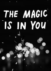 quote18  anime  cool  fireworks  font  idea  in  ink  inspiration  inspire  is  magic  minimal  quote  text  the  type  typography  wand  you