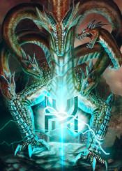 hydra monster fantasy