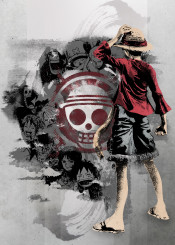 chopper  hat  hats  ink  inking  jinbei  jolly  king  luffy  nami  one  one piece piece  pirate  roger  skull  straw  tony  usopp  zoro