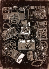 art  cameras  camrea  cinematography  design  drawing  dslr  exclusive  film  filmmaker  illustration  lens  outdoors  photo  photography  retro  tech  technical  vintage  whimiscal