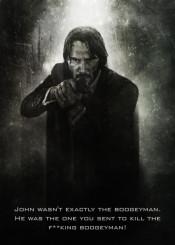 john wick boogeyman baba yaga assassins killer action movies tagline