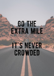 motivation motivational inspiration inspirational hustle quote life wisdom road mile success landscape typography inspire photography