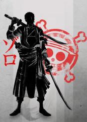 crimson pirate hunter zoro  luffy  pirate  anime  manga  japan  japanese  ink  fanfreak  skull  jolly  roger  king  nami  usopp  sanji  hunter