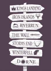 houses wall dorne geek illustration design print minimalist typography decor winterfell tv boards