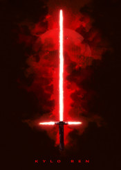 starwars lightsaber jedi kyloren
