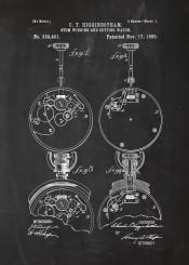watch watches clock time chrono chronos chronometer patent drawing blackboard blueprint vintage hublot tag omega seiko breitling casio orient
