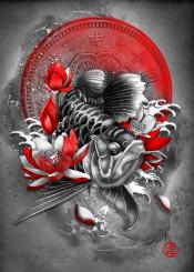 arowana dragon fish fengshui